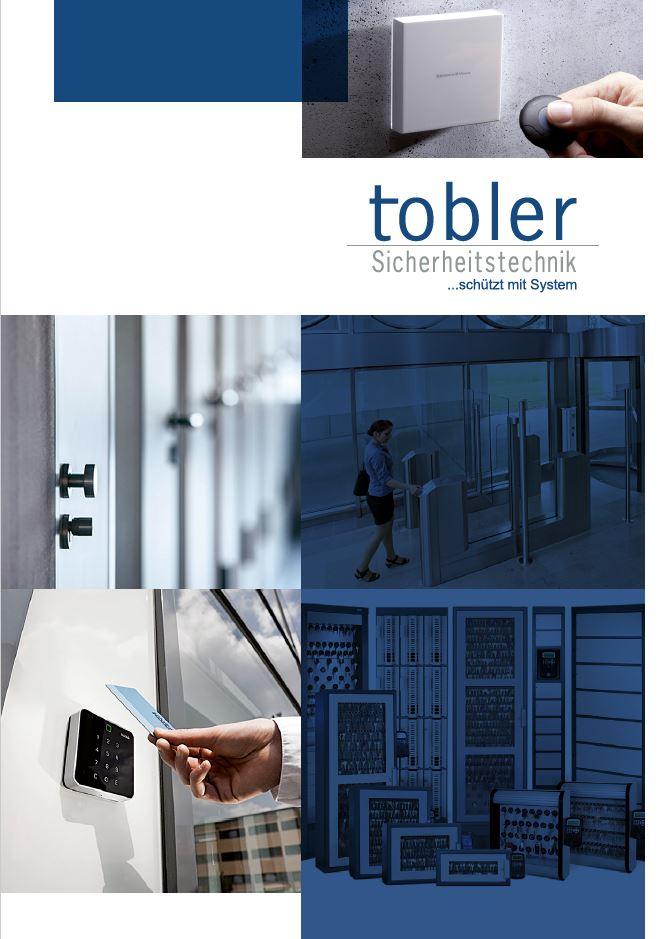 tobler Sicherheitstechnik Firmenbroschüre