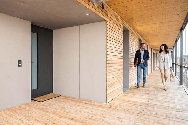 StadtNatur Haus in München