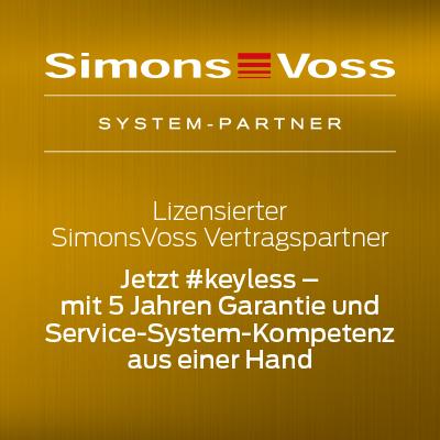 tobler Sicherheitstechnik Systempartner SimonsVoss