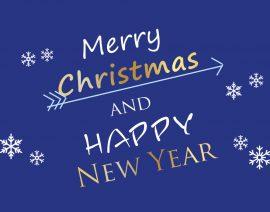Wir wünschen schöne Weihnachten und einen guten Rutsch